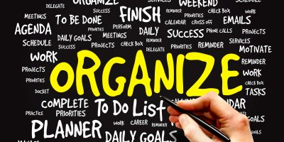ORGANIZE@WORK